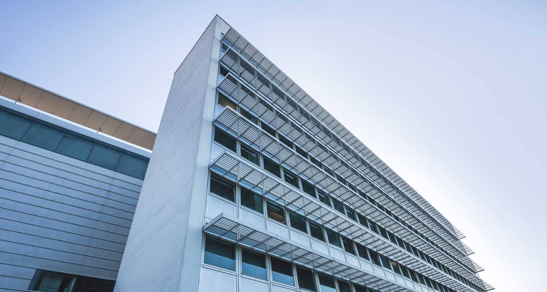 Die Büroräume der CONITAS in der Durlacher Allee